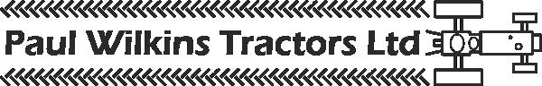 Paul Wilkins Tractors - Logo