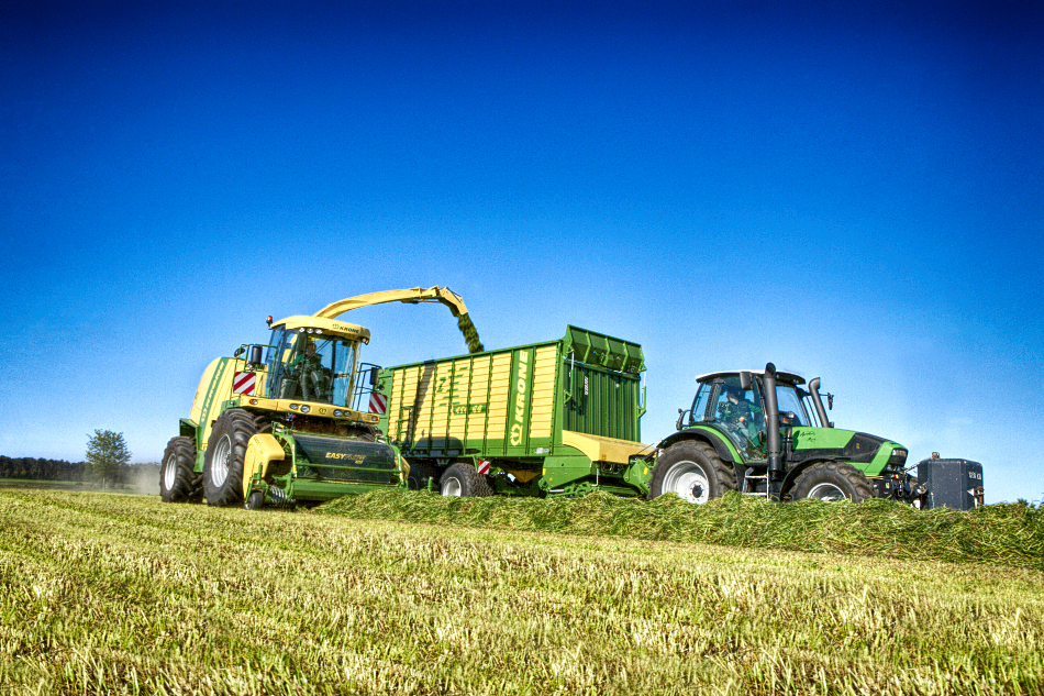 Krone - Making farming easier for more than 100 years