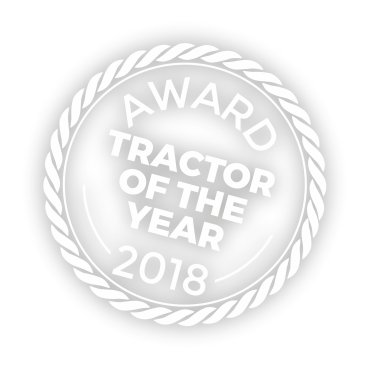 Valtra Tractor award best tractor of the year 2018